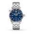 Omega Omega Seamaster 300M Unisex 36mm Blue Dial Automatic Co-Axial Diver Watch