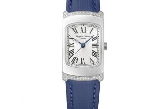 Mappin & Webb Watches Mappin & Webb Austen Rectangular Ladies Watch